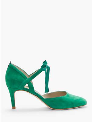 46de212864c Boden Lavinia Tie Low Heel Court Shoes