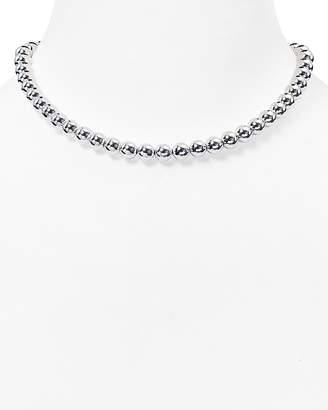"""Lauren Ralph Lauren Beaded Toggle Necklace, 15"""""""