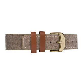 Timex Weekender 38 Unisex Brown Strap Watch-Tw2r42100jt