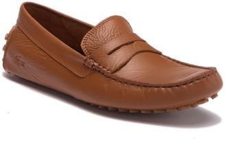0da1e3ca51e2 Lacoste Concours 118 Leather Penny Loafer