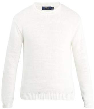 Polo Ralph Lauren Crew-neck cotton sweater