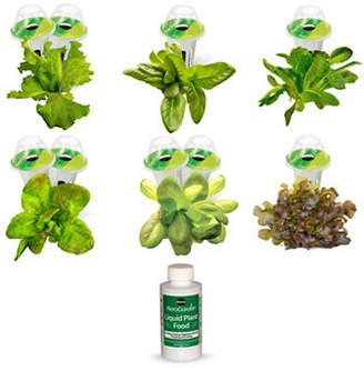 Aerogrow INTERNATIONAL INC AeroGarden Heirloom Salad Greens Seed Kit 9-Pod Refill Kit