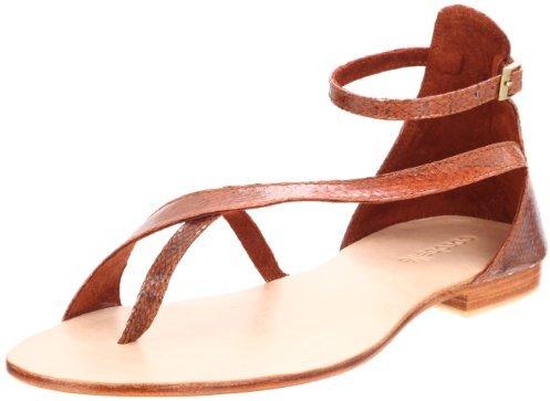 Cocobelle Women's Luna Ankle-Strap Sandal