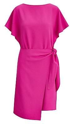 Ralph Lauren Women's Wayland Knotted Shift Dress
