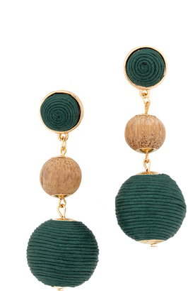 Shashi Matilda Earrings $45 thestylecure.com