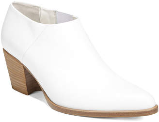 Vince Hamilton Leather Ankle Booties