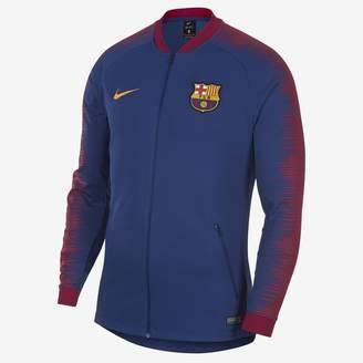 Nike FC Barcelona Anthem Men's Soccer Jacket