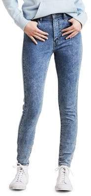 Levi's Mile High Super Skinny Jeans Underrated