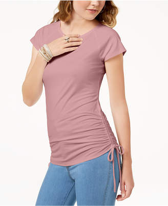 Ultra Flirt by Ikeddi Ruched Top