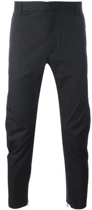 Lanvin ankle zip trousers