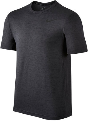 Nike Men's Dri-FIT Touch Ultra-Soft T-Shirt $35 thestylecure.com