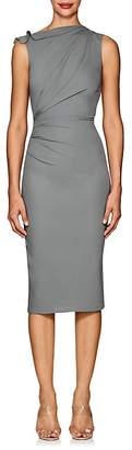 Narciso Rodriguez Women's Silk Draped Dress