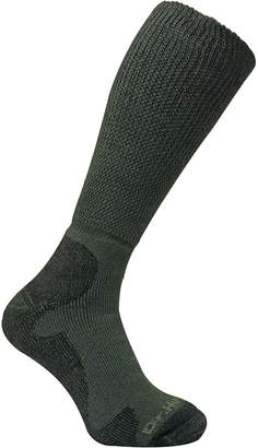 Hunter Dr Mens Thick Extra Wide Loose Top Knee High Merino Wool Thermal Hiking Boot Socks