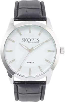 Skopes Mens Round Face Watch