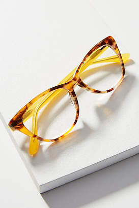 Anthropologie Caroline Cat-Eye Reading Glasses