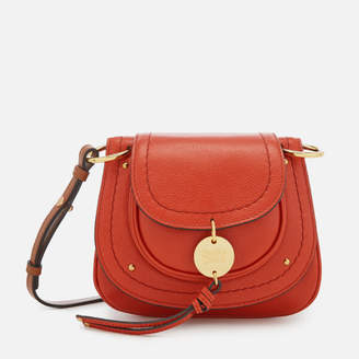See by Chloe Women's Susie Hobo Bag - Red Sand