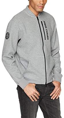 Armani Exchange A|X Men's Sports Style Zip Jacket