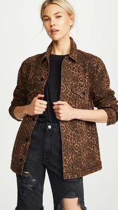 Alexander Wang Denim x Daze Jacket
