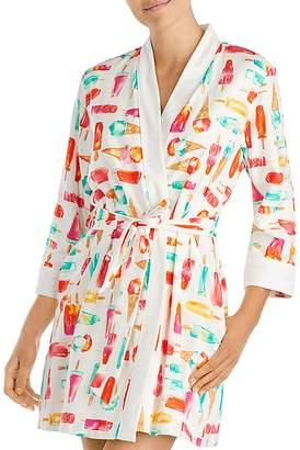 Kate Spade Popsicle Short Robe