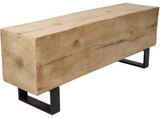 Woodland Trunk Bench