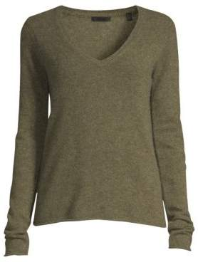ATM Anthony Thomas Melillo Cashmere V-Neck Sweater