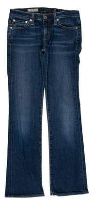 Adriano Goldschmied Low-Rise Bootcut Jeans