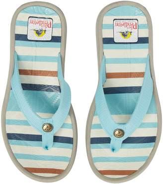 Pendleton Surf Stripe Flip Flop