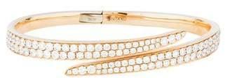 Anita Ko 18K Diamond Coil Bracelet