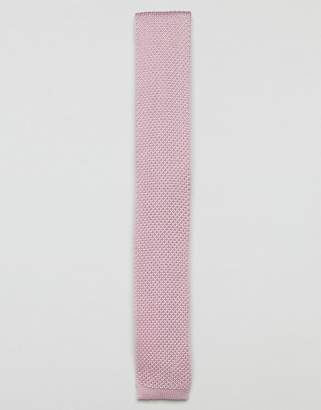 Moss Bros Wedding Knitted Tie