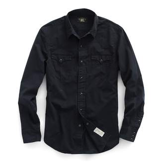 Ralph Lauren Slim Cotton Western Shirt