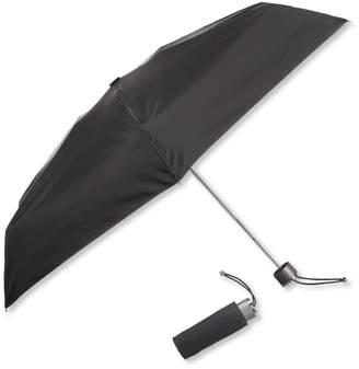 L.L. Bean L.L.Bean Totes Titan Mini Manual Umbrella with NeverWet Technology