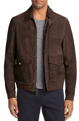 Michael Kors Suede Bomber - 100% Exclusive