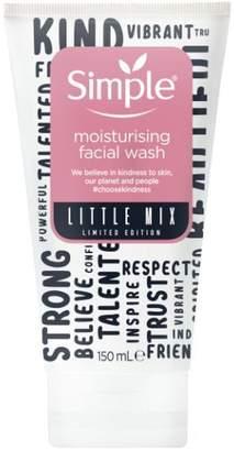 x Little Mix Moisturising Facial Wash 150ml