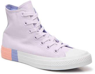 Converse Chuck Taylor All Star Hi Block High-Top Sneaker - Women's