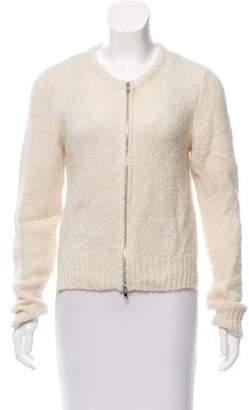 A.L.C. Long Sleeve Alpaca-Blend Sweater