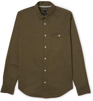 Whistles Cotton Twill Shirt