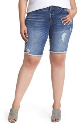 KUT from the Kloth Sophie Bermuda Shorts