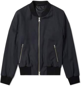 Ami Zip Bomber Jacket