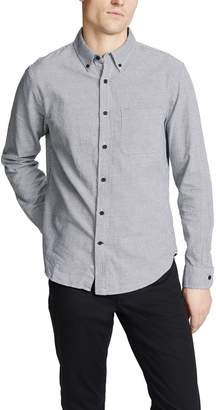 Club Monaco Flannel Houndstooth Shirt