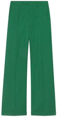 Gucci Wool ankle trousers