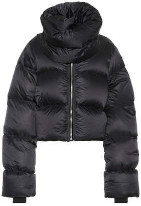 Rick Owens Funnel-neck puffer coat