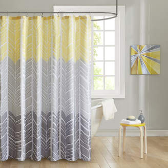 Zipcode Design Knarr Printed Shower Curtain