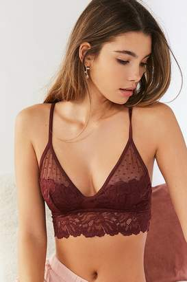 Out From Under Sasha Lace Longline Bra