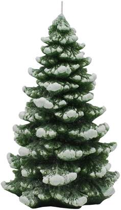 St Nicholas Square Large Unscented Christmas Tree Candle