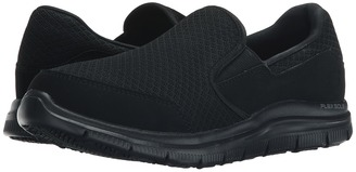 SKECHERS Work - Cozard Women's Work Boots $70 thestylecure.com
