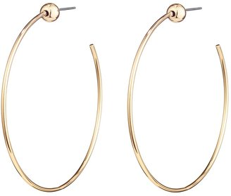 Icon Hoops - Small $55 thestylecure.com