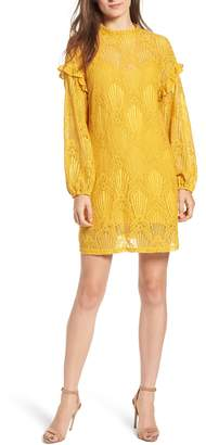 Somedays Lovin Golden Days Lace Minidress