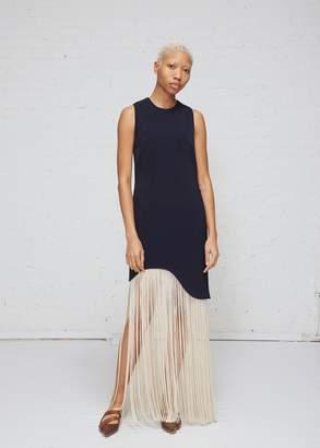 Nomia Curved Fringe Dress