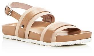 Taryn Rose Women's Sandra Leather Platform Sandals
