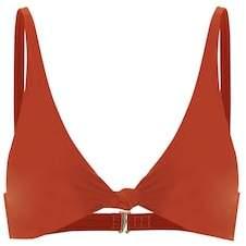 Tory Burch Palma bikini top